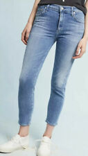 NWT Citizens Of Humanity Rocket Crop Skinny Jeans Size 29 High Rise