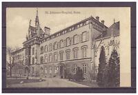 Ansichtskarte - Bonn - St. Johannes-Hospital - Vordereingang
