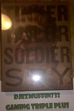 TINKER TAILOR SOLDIER SPY BLU-RAY 139 OF 1200 (STEELBOOK + FULL SLIP B) REGION A
