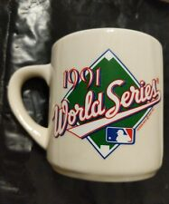 Atlanta Braves NL Champs 1991 World Series Ceramic Coffee Beverage Mug Mint