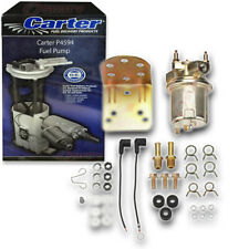 Carter P4594 Fuel Pump - Electric Inline Pressure Transfer Gas Diesel kn