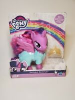 "My Little Pony Twilight Sparkle Snap On Fashion Dress Up Toy MLP 6"" Figure E5611"