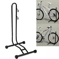 Bike Bicycle Coated Floor Stand Bike Display Rack Storage Holder Repair Power US