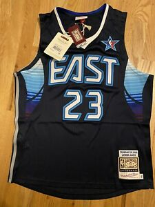 Lebron James Authentic 2009 All Star Game Jersey Mitchell And Ness Large 44