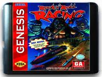 Rock N'Roll Racing Sega Mega Drive Genesis Game Cartridge 16 Bit Cart New Gift