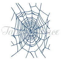Tattered Lace LARGE SPIDER WEB - Essentials Cutting Die - ETL569 - FREE UK P&P