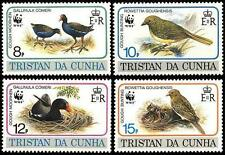 Birds Mint Never Hinged/MNH Tristanian Stamps