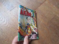 PETIT FORMAT BD AKIM 519  mon journal  1981