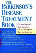 The Parkinson's Disease Treatment Book: Partnering with Your Doctor to-ExLibrary