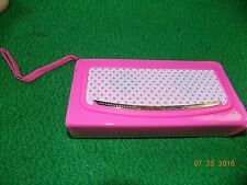 pink purse shape portable bluetooth speaker rechargeable