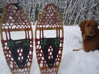 SNOWSHOE BINDINGS, SNOWSHOE HARNESSES, SNOWSHOEING, THE GREATEST BINDINGS EVER!!