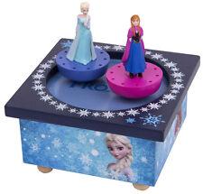 Trousselier s95430 Boîte à musique tanzehnde Elsa et Anna Frozen