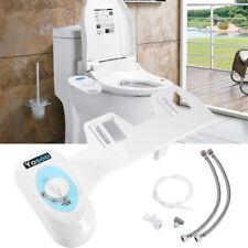 Dusch WC Bidet Intimpflege Taharet Toilette Aufsatz Kaltwasser einstellbar HD