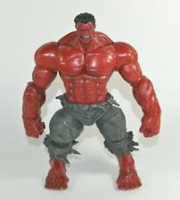 Marvel Select Red Hulk Action Figure 2008 DST Diamond Select Toys