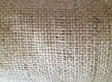 Nutley's 8.9oz hessian fabric material sacking crafting 115cm wide any length