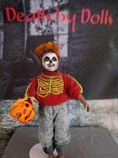 """Scary Jerry Just Loves Halloween & Candy Doll, """"Death by Dolls"""""""