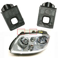 VW CADDY TOURAN MK3 HEADLAMP HEADLIGHT BRACKET TAB REPAIR KIT LEFT SIDE