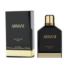 Giorgio Armani Eau De Nuit Oud 50ml Eau De Parfum Profumo Uomo