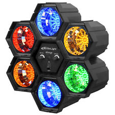 JB Systems LED Sixlight Lichtorgel 282 LEDs Sound Party Disco BAR NEU