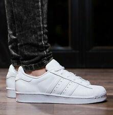 big sale 29339 39a8d Adidas Superstar 80s Herren Leder Schuhe Sneaker Men Shoes eqt adv white  weiss