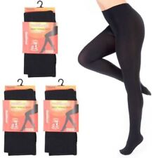 Polyester Machine Washable Stockings & Hold-ups for Women with Multipack