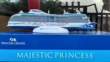Majestic princess cruise ship model. princess cruises model. ship modellino