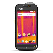 CAT S60 Unlocked GSM Smartphone with Built-In FLIR Thermal Imager, 32GB