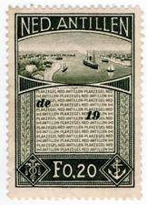 (I.B) Netherlands Antilles Revenue : Duty Stamp 20c