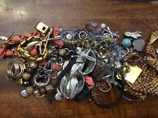 Lot of vintage costume jewelry,nothing tested lots of great pieces ,crazy big