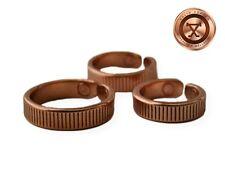 ProExl SOLID Copper Magnetic Ring Quantum Medium Size 10