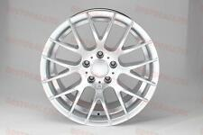 "18"" SILVER STAGGERED M3 CSL STYLE RIMS FITS BMW 5 SERIES XDRIVE MSPORT SPORT PKG"
