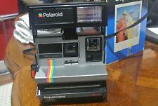 Cámara instantánea Polaroid Supercolor 635, Retro/Vintage