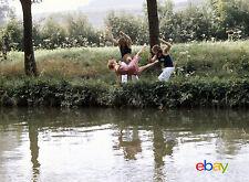 PHOTO LES VALSEUSES - MIOU-MIOU, PATRICK DEWAERE & GERARD DEPARDIEU - 11X15 CM 1