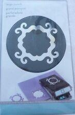 EK Success Large Carft Paper Punch ORNATE FRAME #54-30086