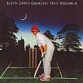 Greatest Hits, Vol. 2 by Elton John (Cassette, Oct-1990, Rocket Group Pty LTD)
