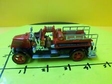 Matchbox yesteryear FIRE~YYM38259~1920 MACK AC~RED BODY/BLACK FENDERS~MIB~SCARCE