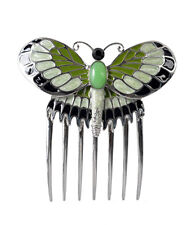 Vogue TITANIC Rose's Beautiful Butterfly Comb Hairpin Hair clip