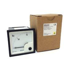 Frequency Meter E243-41SG-R4AG-AG 45-55Hz Crompton E24341SGR4AGAG