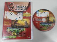 HAMTARO + DOCE REINOS + OFFSIDE VOL 3 - DVD + EXTRAS MANGA SPANISH ED ESPAÑOL