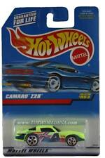 1998 Hot Wheels #853 Camaro Z28 (with unpainted base)