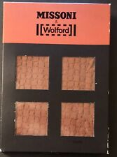 Rare Wolford Missoni Tights pantyhose Medium