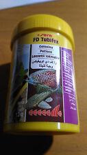 Comida para peces Tubifex FD SERA 12g 100 ml gusanos alimento acuario