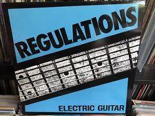 Regulations - Electric Guitar LP Sweden Punk Havoc Gorilla Angreb