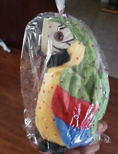 Vincilee Talking Parrot Repeats What You Say Talking Bird Plush Animal Toy El...