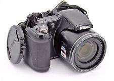 Nikon COOLPIX L820 16.0 MP Digital Camera - Black