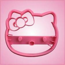 Embossed Hello Kitty Cookie Cutter