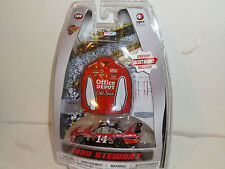 #14 TONY STEWART OFFICE DEPOT JACKET CHEVY IMPALA COT 2010 WINNERS CIRCLE 1/64