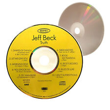 (Nearly New) Truth by Jeff Beck 2005 Epic Rock Music Album CD -  XclusiveDealz
