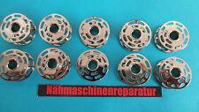 10 Nähmaschinen Spulen für Bernina Nähmaschinen  Artista, Aurora , B580 usw.