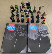 More details for dc comics superhero figurine figure collection - issues 1-23 batman, super hero